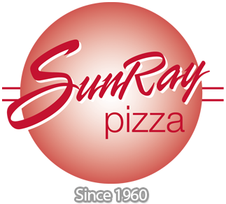 SunRay Pizza Logo